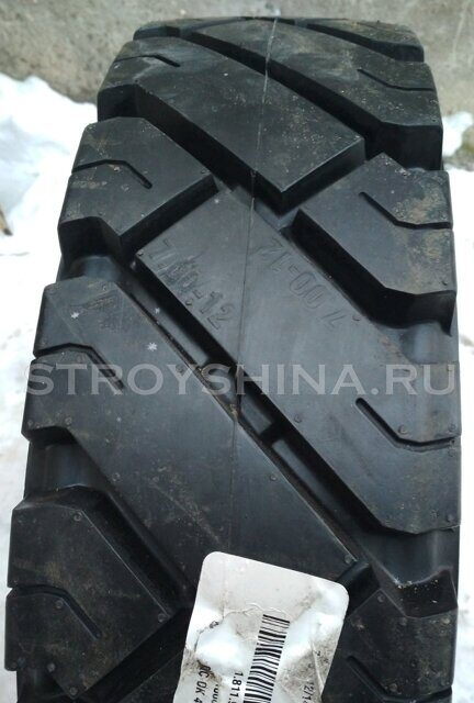 Шина 7.00 -12 14PR ED+ SD SOLIDEAL AIR 550 ED PLUS BLACK